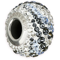 Swarovski BeCharmed Pavé 82023 14.5mm Air Bead (1-Pc)