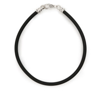 Caprice Large Hole Bead Bracelet Rubber 8