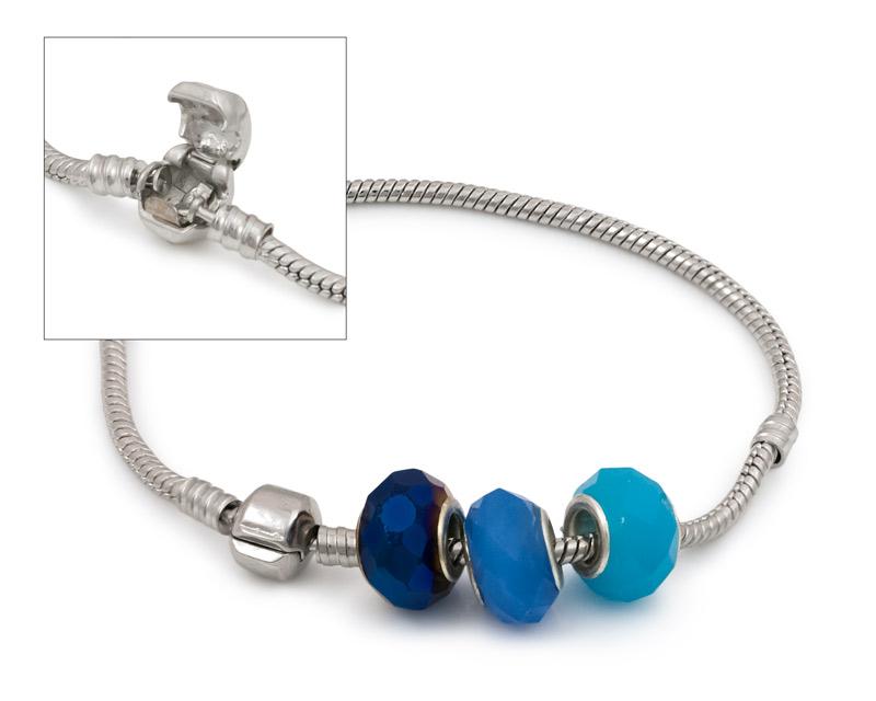 8 inch pandora like bracelet