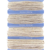 Hemp Cord Natural Assorted Sizes