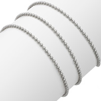 1.5mm Surgical Stainless Steel Ball Chain (Priced per Foot)
