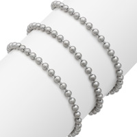 3mm Surgical Stainless Steel Ball Chain (Priced per Foot)
