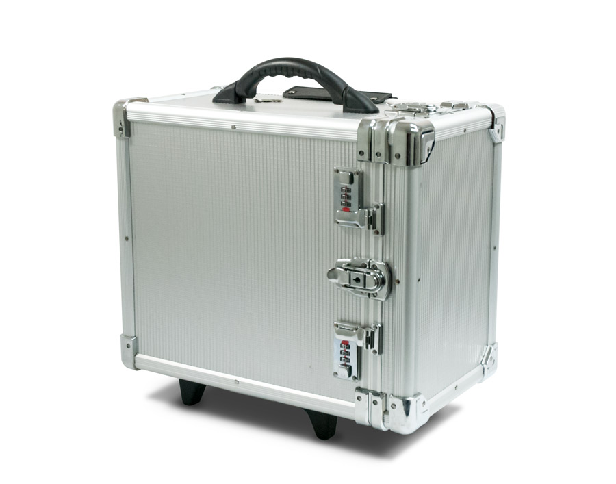 deluxe jewelry carrying case kit