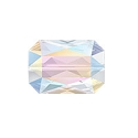Swarovski Emerald Cut Bead 5515 18x12mm Crystal AB (1-Pc)