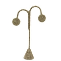 Earring Stand Tree Shaped 6-1/4
