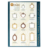 TierraCast Picture Frame Template (1-Pc)