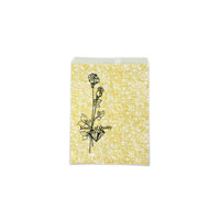 Jewelry Gift Bags Gold Print 4x6 (100-Pcs)