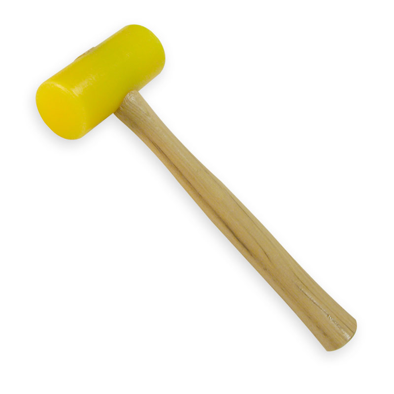plastic mallet jewelers plastic hammer for jewelry making and wire wrapping 1 3 4 inch. Black Bedroom Furniture Sets. Home Design Ideas