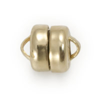 Magnetic Clasp 8x6mm Gold Filled (1-Pc)
