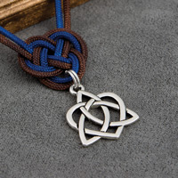 Celtic Heart Necklace Kit