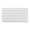 Multi-Slot Ring Pad Inserts Standard Size White