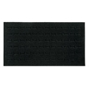 Black Foam Ring Pad Standard Size Holds 72 Rings