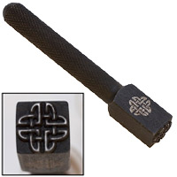 Elite Design 10mm Stamp Celtic Knot