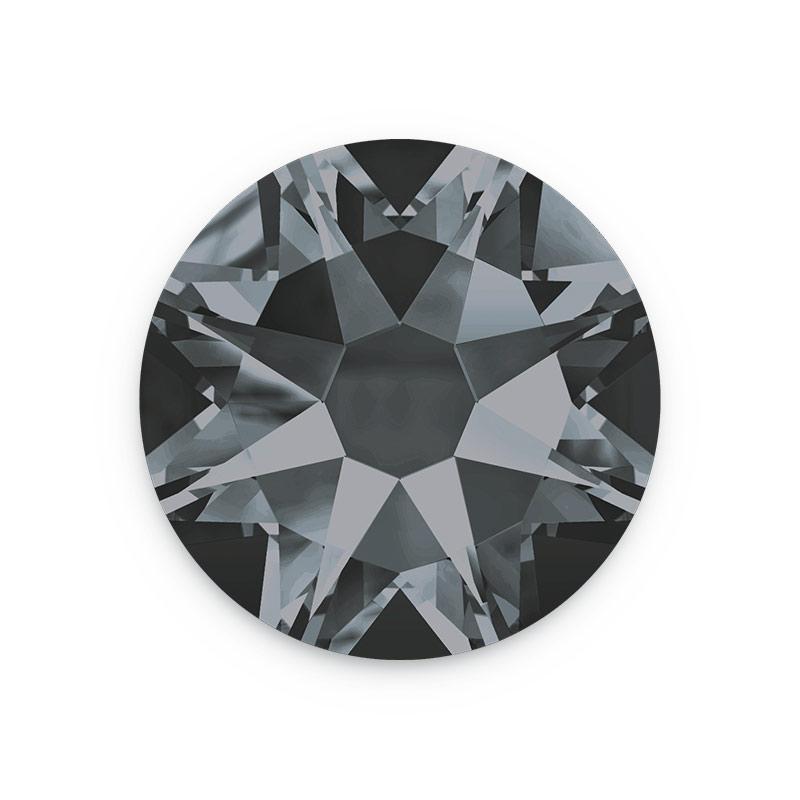 swarovski crystals 2088 4mm ss16 crystal silver night
