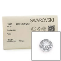 Swarovski 1088 5.25mm Crystal Xirius Chatons (Factory Pack of 720)