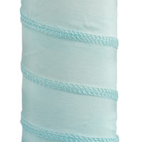 Silk Ribbon Light Turquoise