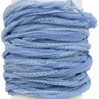 Silk Fairy Ribbon Light Blue