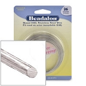 Beadalon Stainless Steel 26 Gauge Round Wire