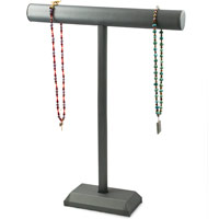 T-Bar Jewelry Display Extra Tall 14