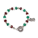 Yuletide Bracelet Project