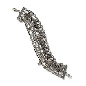 Antique Link Bracelet - B984