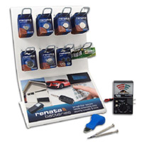 Keyless Entry Battery Replacement Kit