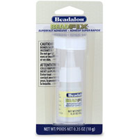 BeadFix Adhesive, Child-Proof Container (.35 oz)