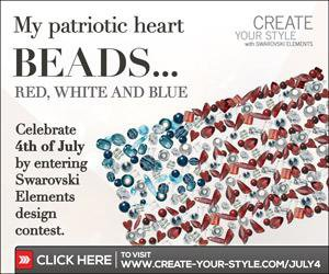 Swarovski 4th of July Promotion