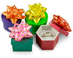 Mini Hat Boxes