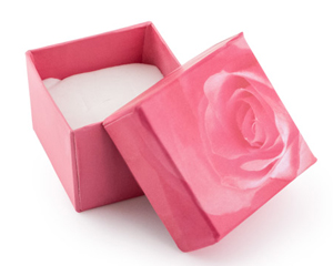 Rose Pattern Boxes