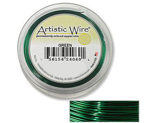 Artistic Wire Greens