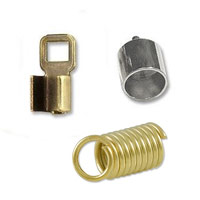 Base Metal Cord Ends