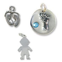 Children and Baby Charms