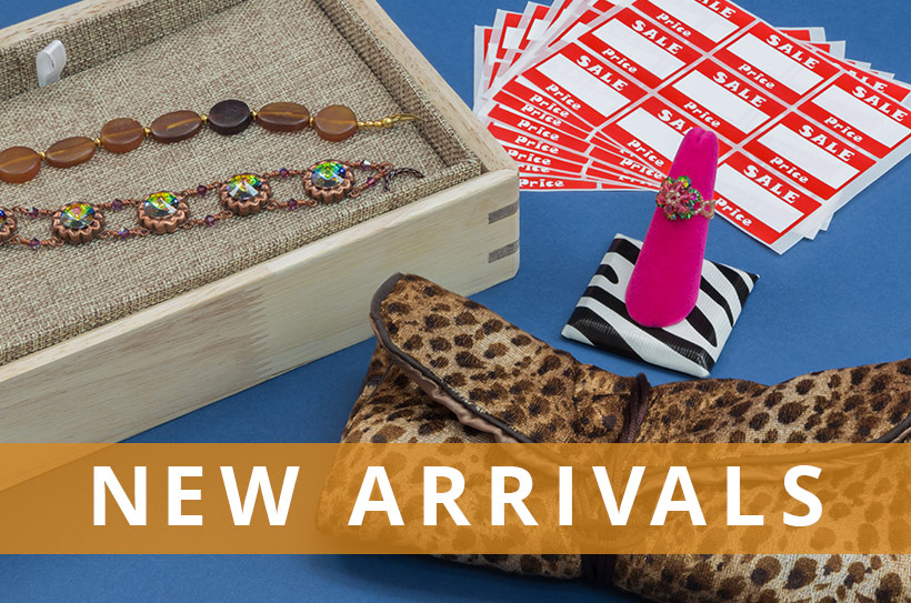 Shop New Arrivals in Displays & Packaging