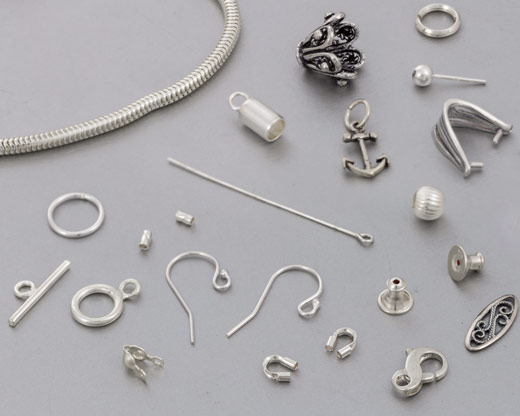 Shop Sterling Silver Findings