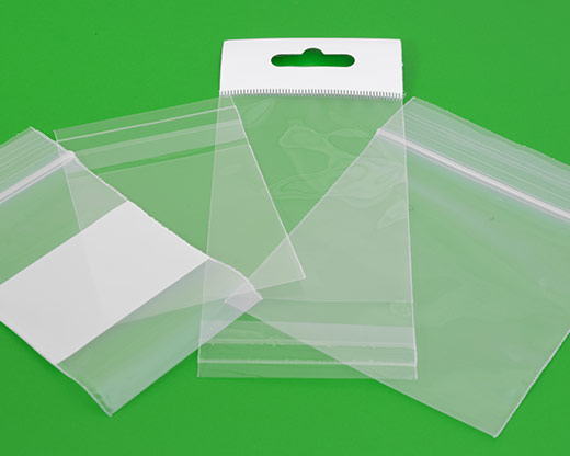 Zip Top & Resealable Bags