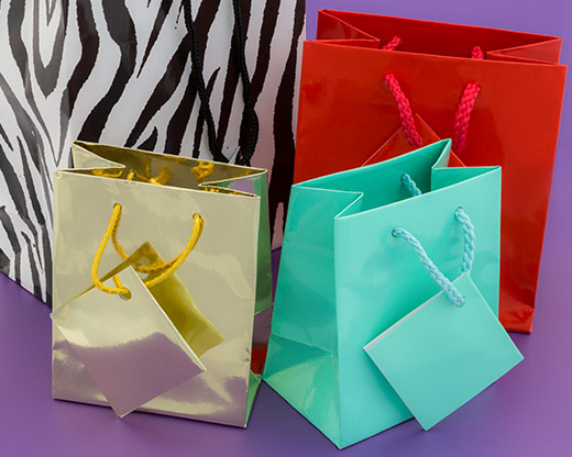 Gift Bags & Totes