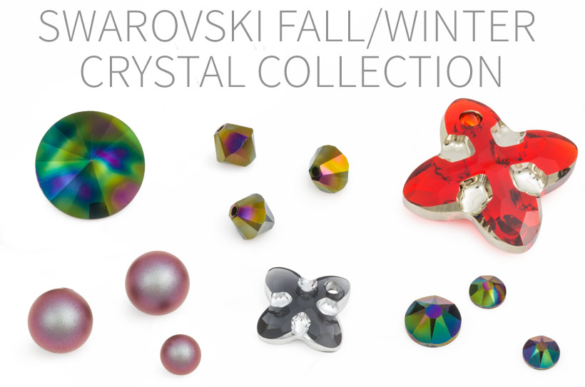 Shop Swarovski Fall/Winter Crystal Collection