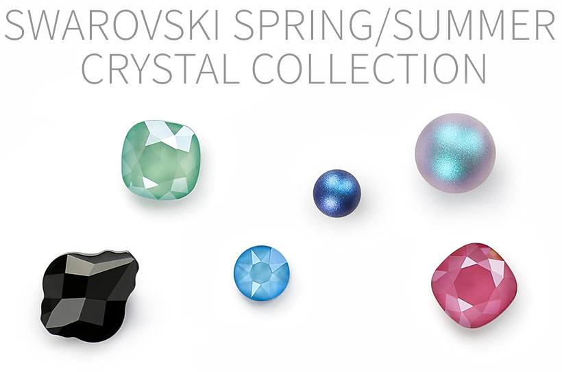 Shop Swarovski Spring Summer Crystal Collection