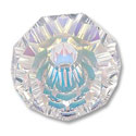 Swarovski Large Hole Briolette Crystal Beads 5041