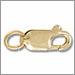 14k Gold Clasps