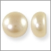 Half Drilled Button Pearls
