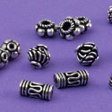 New Bali Style Silver Beads