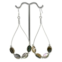 Abalone Raindrops Earring Project