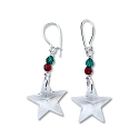 Crystal Star Earring Project