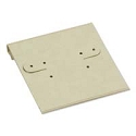 Hanging Earring Card - Parchment Paper 2x2 (100-Pcs)