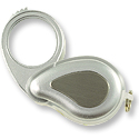 Hastings VIP Eye Loupe by GemOro 10x Silver