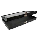 Glass Top Jewelry Case Standard Size 2-3/4