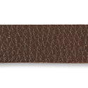12mm Cocoa Leather Strap (10