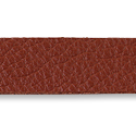 12mm Rust Leather Strap (10